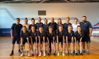 Женская сборная Украины по футзалу обыграла Польшу