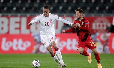 Данія - Бельгія. Прогноз і анонс на матч Євро-2020