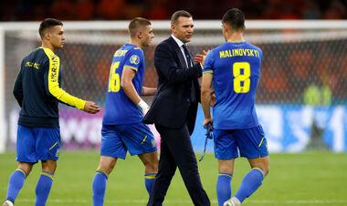 ФОТО. Желтые против красных. Украина определила форму на матч Евро