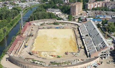 100 миллионов на стадион Вереса. Кабмин выделил средства