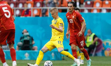 ФОТО. Манчестер Сити поздравил Зинченко с победой над Северной Македонией