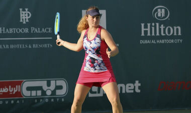 Ноттингем. Снигур проиграла во втором круге турнира ITF