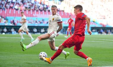 Дания – Бельгия - 1:2. Видео голов и обзор матча