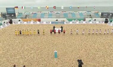 Женская сборная Украины дебютировала в Евролиге поражением от Испании
