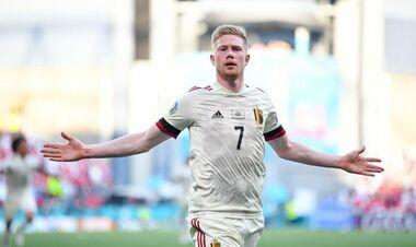 Все решила одна замена. Бельгия сумела перевернуть игру против Дании