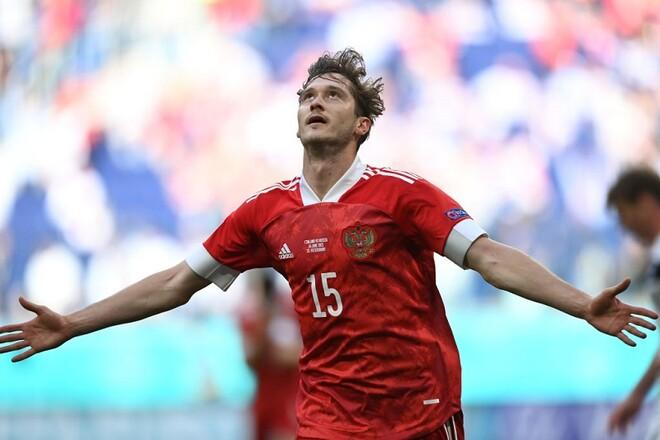 ВИДЕО. Россия открыла счет в матче с Финляндией