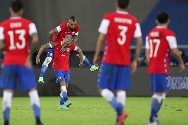 Чили – Боливия. Прогноз и анонс на матч Кубка Америки