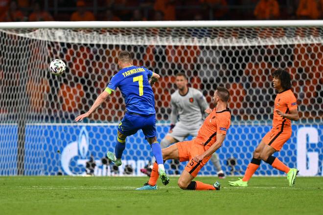 Ярмоленко или Шик? УЕФА предлагает выбрать лучший гол 1-го тура Евро-2020