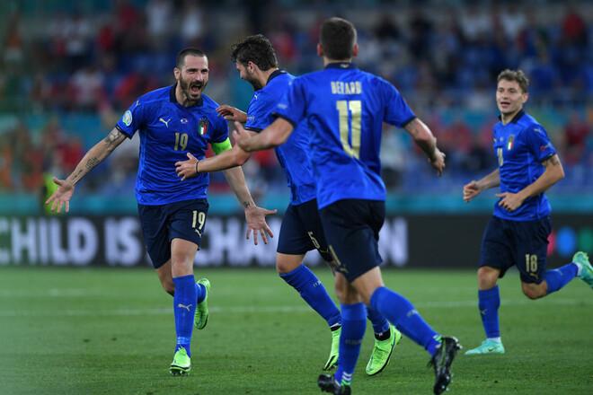 Італія – Швейцарія – 3:0. Дубль Локателлі. Відео голів та огляд матчу