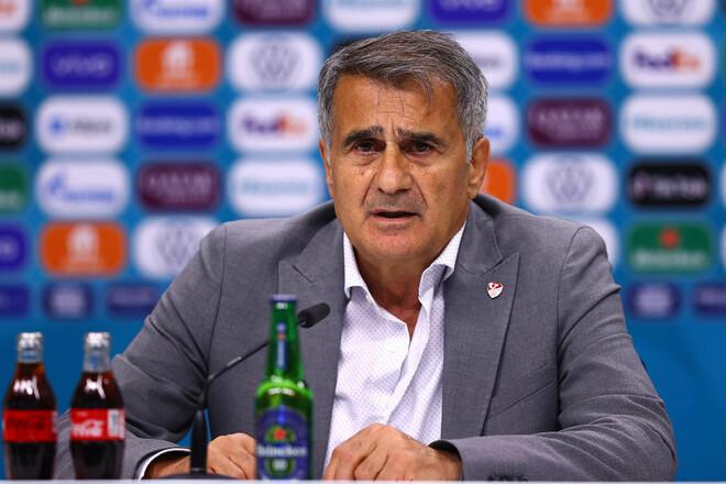Тренер Туреччини: «З Уельсом спіймали свій темп і мали багато моментів»