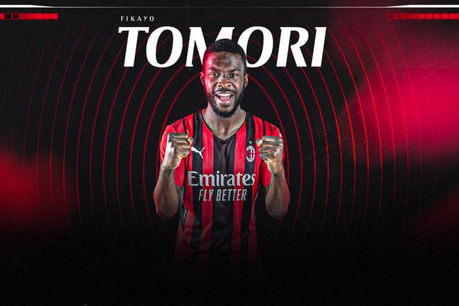 ОФИЦИАЛЬНО: Милан выкупил Томори у Челси