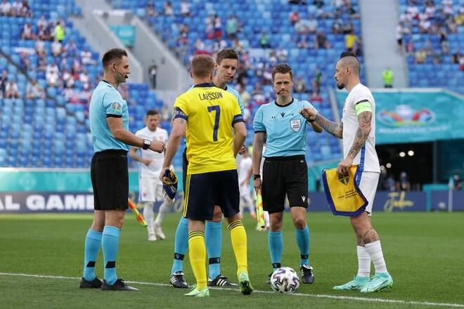 Швеция – Словакия – 1:0. Текстовая трансляция матча