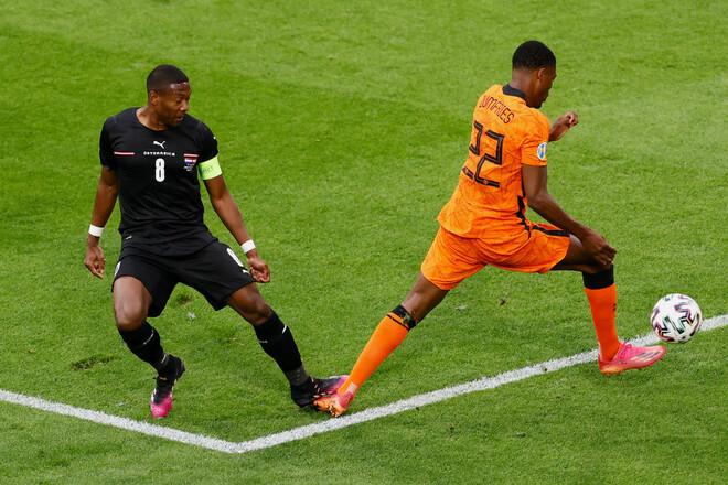 Нідерланди – Австрія – 2:0. Помаранчеві зірки. Відео голів та огляд матчу