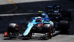 Эстебан Окон продлил контракт с командой Формулы-1 Альпин