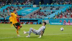 Туреччина – Уельс – 0:2. Два асисти Бейла і незабитий пенальті. Відео голів