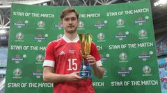 Одноклубник Малиновского назван лучшим игроком матча Евро