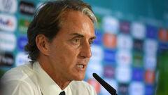 Роберто МАНЧІНІ: «Італія зіграла добре. Це була складна гра»
