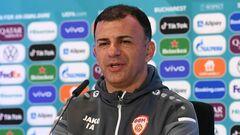 Тренер сборной Северной Македонии: Мы должны действовать на полную мощность