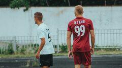 Форвард Никополя продолжит карьеру в Скоруке