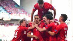 Данія – Бельгія – 1:2. Текстова трансляція матчу