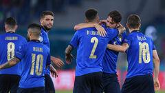 Італія не пропускає голів вже 10 матчів поспіль