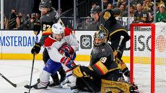 НХЛ. Монреаль обыграл Вегас и сравнял счет в полуфинале Кубка Стэнли