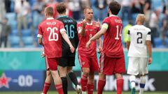 Россия сыграла на «ноль» впервые с Евро-2008