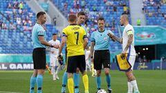 Швеція – Словаччина – 1:0. Текстова трансляція матчу