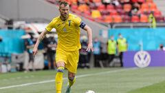 ФОТО. Ярмоленко - лучший игрок и лев матча Украина - Северная Македония
