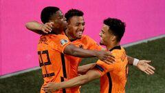 Оранжевое настроение в Амстердаме. Нидерланды уверенно обыграли Австрию
