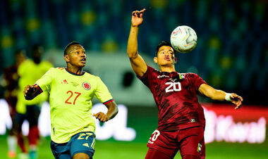 Колумбия — Венесуэла — 0:0. Видеообзор матча