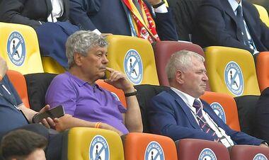 ФОТО. Дістали навіть в Бухаресті. Фани Динамо вивісили банер проти Луческу