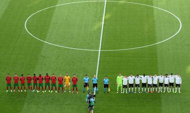Португалия – Германия. Текстовая трансляция матча