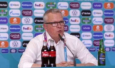 Главный тренер сборной Швеции: «В этом году мы пропустили всего один гол»