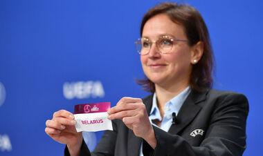 УЄФА відмовився проводити в Білорусі будь-які заходи під своєю егідою