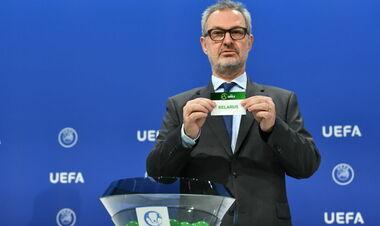 Матчі в турнірах УЄФА в Білорусі у 2021 році пройдуть за розкладом