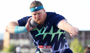 ВИДЕО. Американец побил «вечный» мировой рекорд в толкании ядра