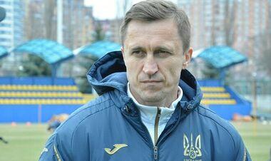 Наставник юношеской сборной Украины может возглавить клуб Второй лиги