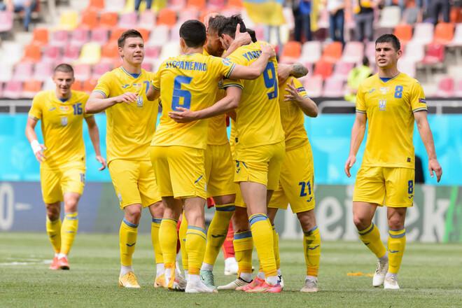 xG: Украина должна была забивать Северной Македонии как минимум трижды