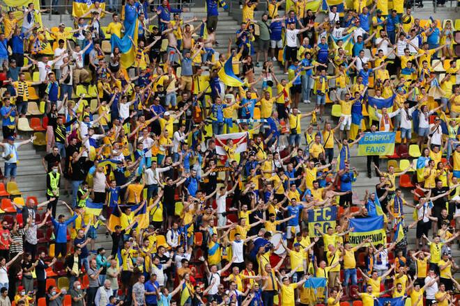 ВИДЕО. Украина — Северная Македония: вокруг матча
