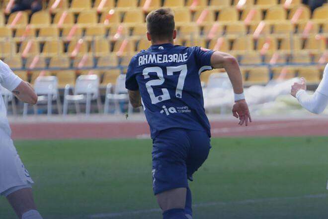 АХМЕДЗАДЕ: «Тренер Азербайджана сказал, что будет следить за мной дальше»