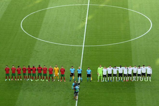 Португалия – Германия – 2:4. Текстовая трансляция матча