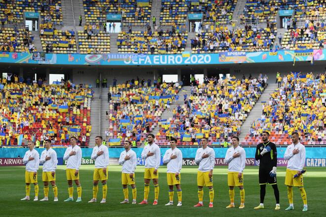 Украина – Австрия – 0:1. Текстовая трансляция матча