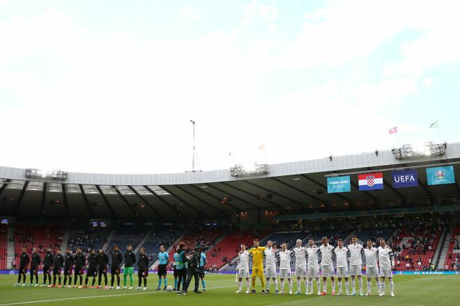 Хорватия – Чехия – 1:1. Ничья в Глазго. Видео голов и обзор матча