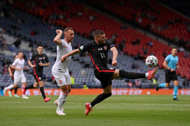 В Глазго – без победителя. Сборные Хорватии и Чехии сыграли вничью