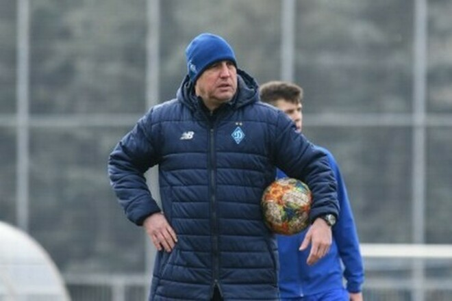 Известно, когда тренер молодежки Динамо возглавит Черноморец