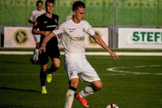 Полузащитник Колоса находится на просмотре в Динамо