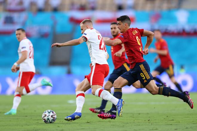Іспанія – Польща – 1:1. Текстова трансляція матчу