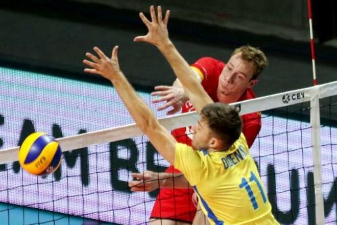 Україна – Бельгія – 3:0. Текстова трансляція матчу
