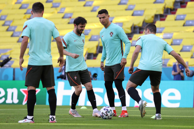 Португалия – Германия. Прогноз на матч Сергея Нагорняка